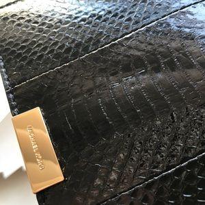 55f9f6966916f Michael Kors Bags - Authentic Michael Kors Snakeskin Crossbody Clutch